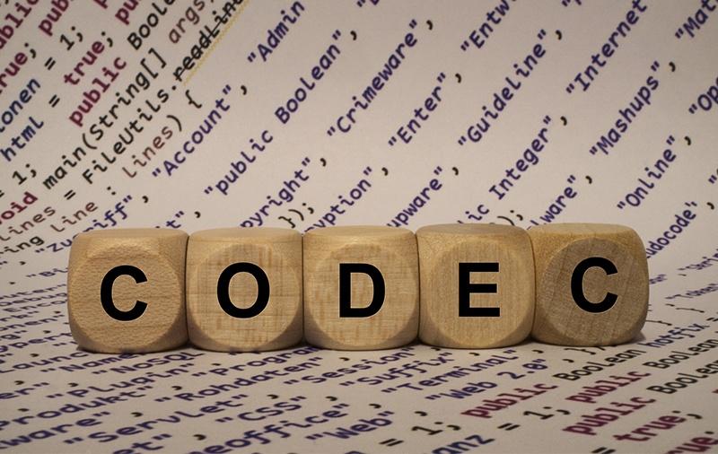 C wie Codec