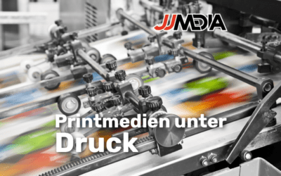 Printmedien unter Druck